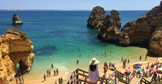 Algarve, o lugar mais paradisíaco de Portugal