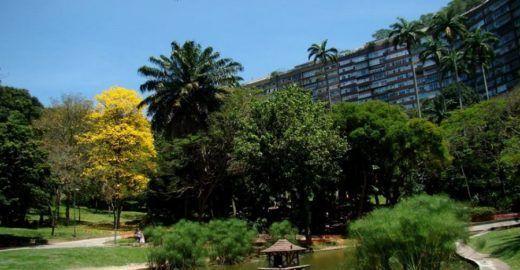 Parque Guinle: recanto verde no coração de Laranjeiras