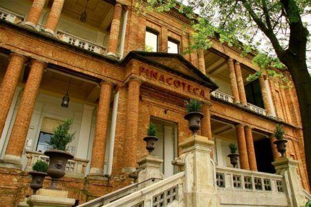 A Pinacoteca é o museu de arte mais antigo da cidade de São Paulo