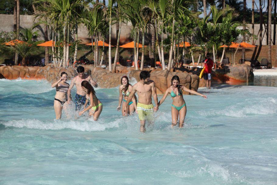 Hot Beach Olímpia