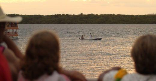 Praia do Jacaré, na Paraíba, tem nova estrutura para turistas