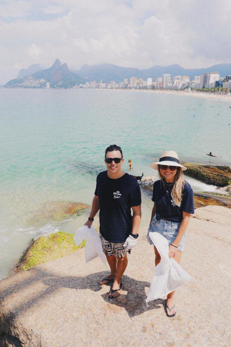 Em 2019, o projeto de combate ao lixo plástico no mar deve promover a limpeza de 20 praias brasileiras