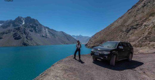 Road trip pela América do Sul: uma parada em Santiago