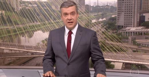 Jornalista da Globo é criticado por chamar mulher negra de mulata