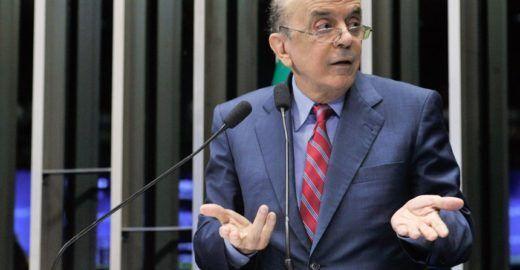 Senadores articulam 'golpe' contra Bolsonaro