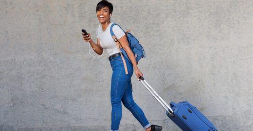 Mulheres podem fazer tudo sozinhas, inclusive viajar