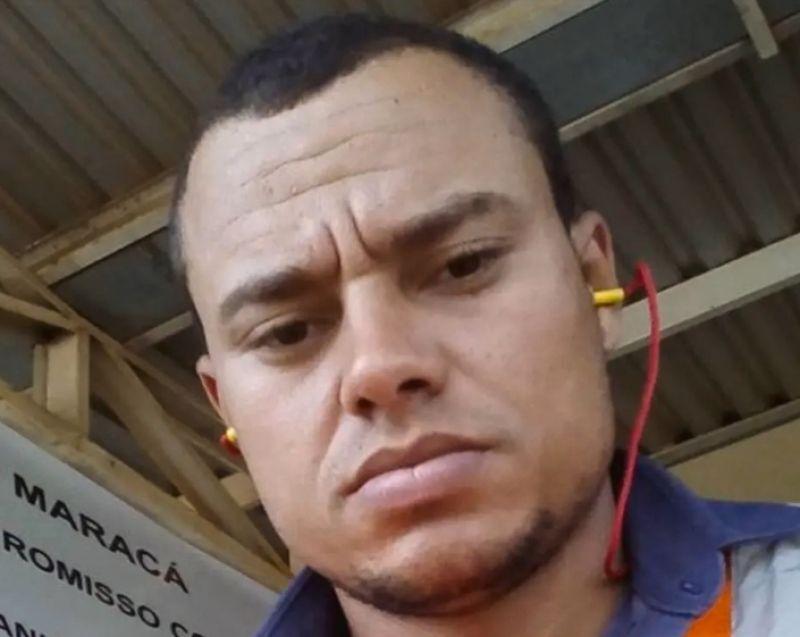 Erídio Dias, de 32 anos,