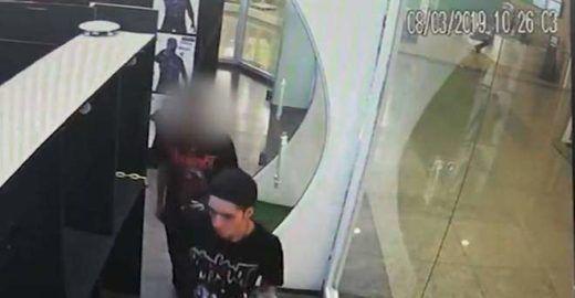 Atirador e suspeito treinaram tiro dias antes do massacre