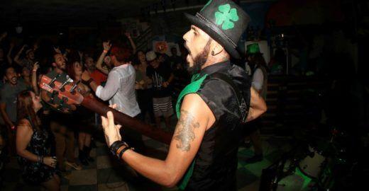Saint Patrick's Day agita hostels de Búzios e Ubatuba