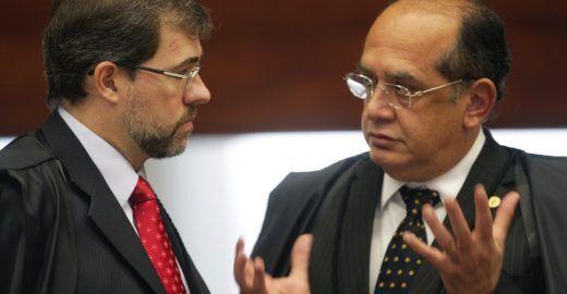 Globo: O ataque à Lava-Jato da dupla Toffoli-Gilmar