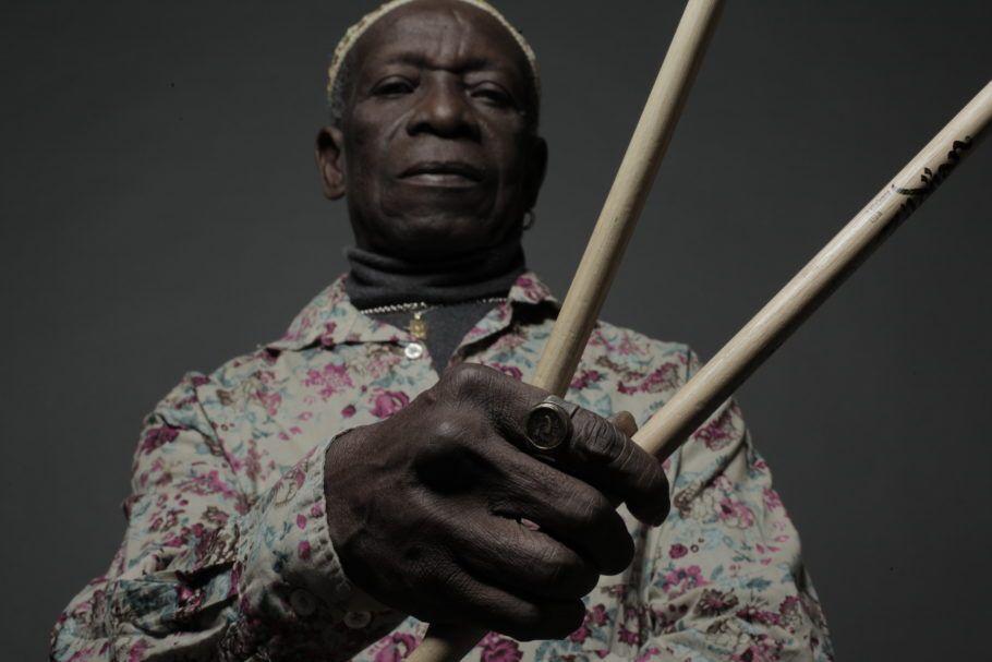 Tony Allen, um dos grandes nomes do afrobeat