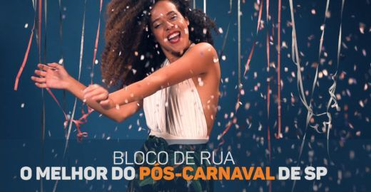 O melhor do pós-Carnaval de SP