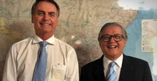 Demitido sobre ministro da Educação: incompetente e descontrolado