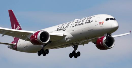 Britânica Virgin Atlantic anuncia voos para o Brasil em 2020
