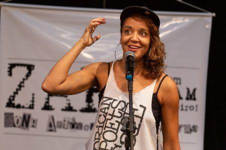 O Slam ZAP! Zona Autônoma da Palavra foi idealizado pela atriz Roberta Estrela D'Alva e é realizado pelo Núcleo Bartolomeu de Depoimentos
