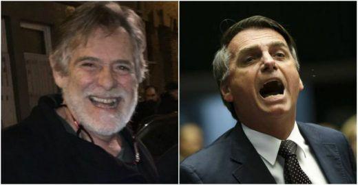 Hospital Einstein processa Zé de Abreu por post sobre Bolsonaro