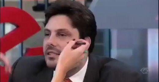 Dimenstein: a esperta  farsa da prisão de Danilo Gentili
