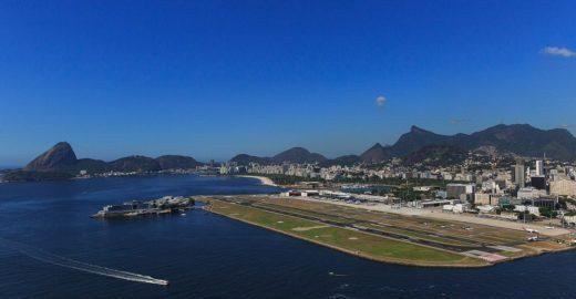 Parte dos voos Ponte Aérea será transferida para o Galeão