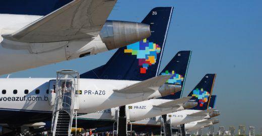 Singapore é a melhor empresa aérea do mundo; Azul fica em 7º