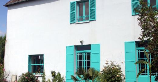 Casa em que Monet morou pode ser alugada na França