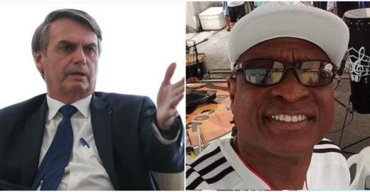 Bolsonaro minimiza 80 tiros do Exército em músico: 'incidente'