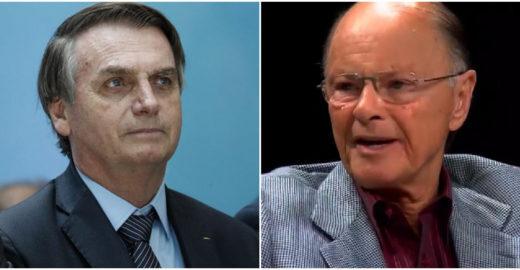 Bolsonaro se iguala a Dilma e a Lula no caso do Bispo Edir Macedo