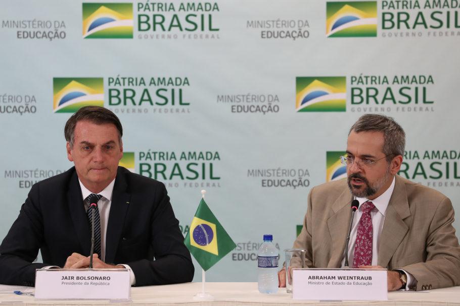 Bolsonaro no MEC