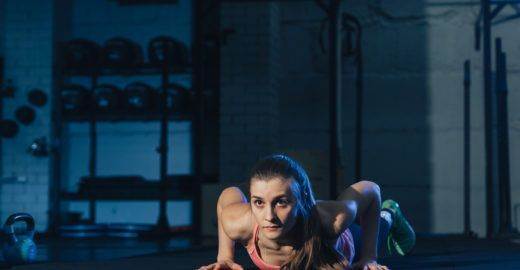 Burpee: exercício que queima mais calorias que a esteira