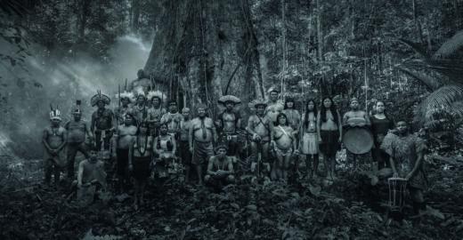 Povos da floresta dão recado ao governo Bolsonaro em campanha