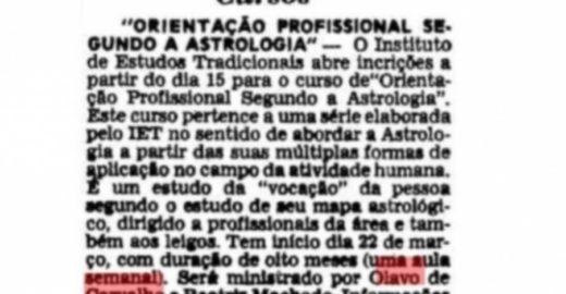 Mourão debocha do culto de ciências ocultas de guru de Bolsonaro
