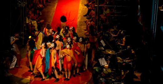 Nova temporada da peça 'Roda Viva' estreia em São Paulo