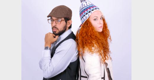 Comédia romântica 'AmoresGlaciais' estreia no Teatro Itália