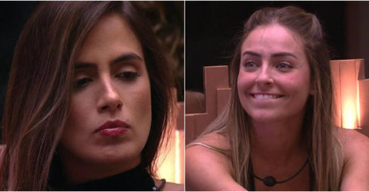 Carol Peixinho é eliminada do BBB 19; Paula está na final