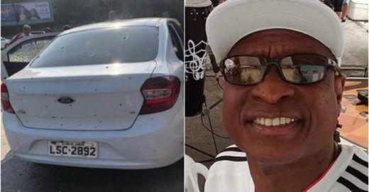 Juíza mantém prisão de militares que fuzilaram carro de músico
