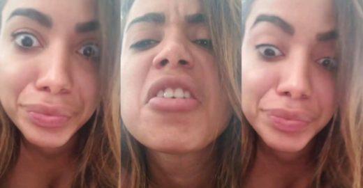 Além de Whindersson Nunes e Felipe Neto, Anitta fala em depressão