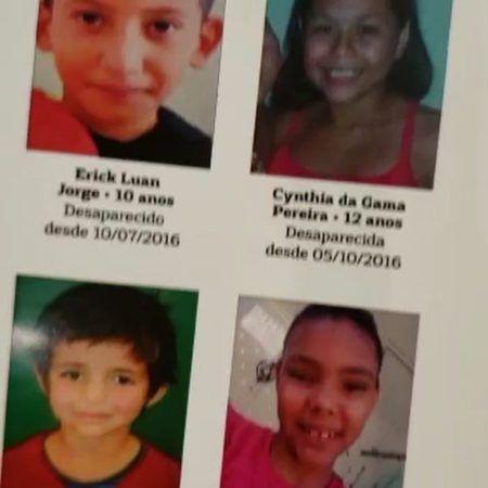 Encontrar essas crianças desaparecidas é a única forma de dar novo sentido às vidas de suas famílias
