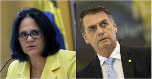 Para Gov. Bolsonaro pais não querem filhos deficientes na escola