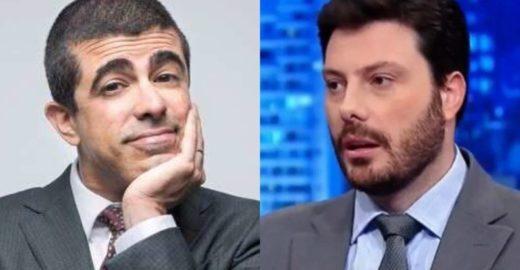 Danilo Gentili briga com Marcius Melhem que toma atitude drástica