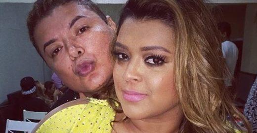David Brazil rebate post sobre racismo e Preta Gil se irrita