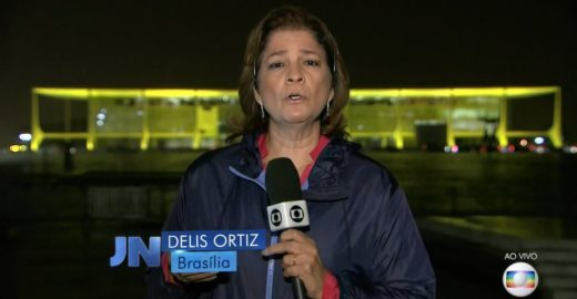 Filha de Delis Ortiz, da Globo, ganha cargo no governo Bolsonaro