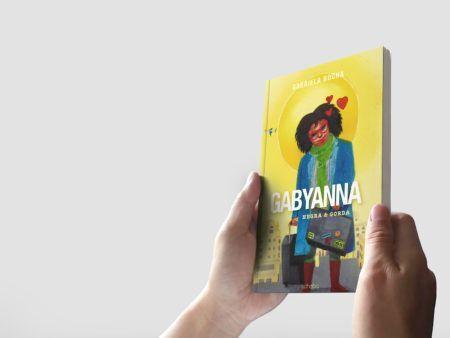 "Livro ""Gabyanna – Negra & Gorda"", de Gabriela Rocha"