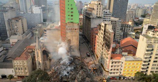 Um ano após incêndio, vítimas do Paissandu seguem em ocupações