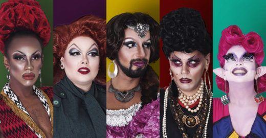 Drag queens retomam teatro de revista em apresentações gratuitas
