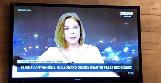 Queda de ministro de Bolsonaro mostra importância da imprensa