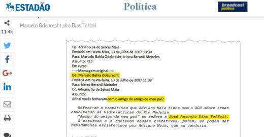 Veja documento que fez ministro do STF censurar revista