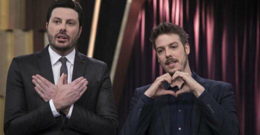 Danilo Gentili rebate defesa de Fábio Porchat sobre condenação