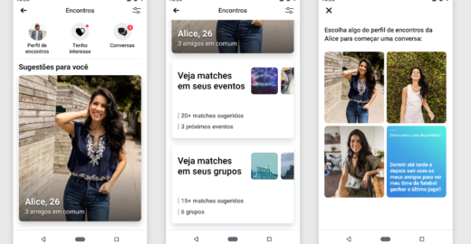 Dating: Facebook lança Tinder próprio no Brasil