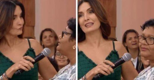 Marido controla Whatsapp de mulher e Fátima Bernardes não se cala