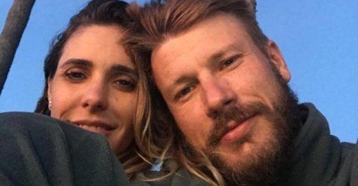 Fernanda Lima está grávida de Rodrigo Hilbert e anúncio é só amor