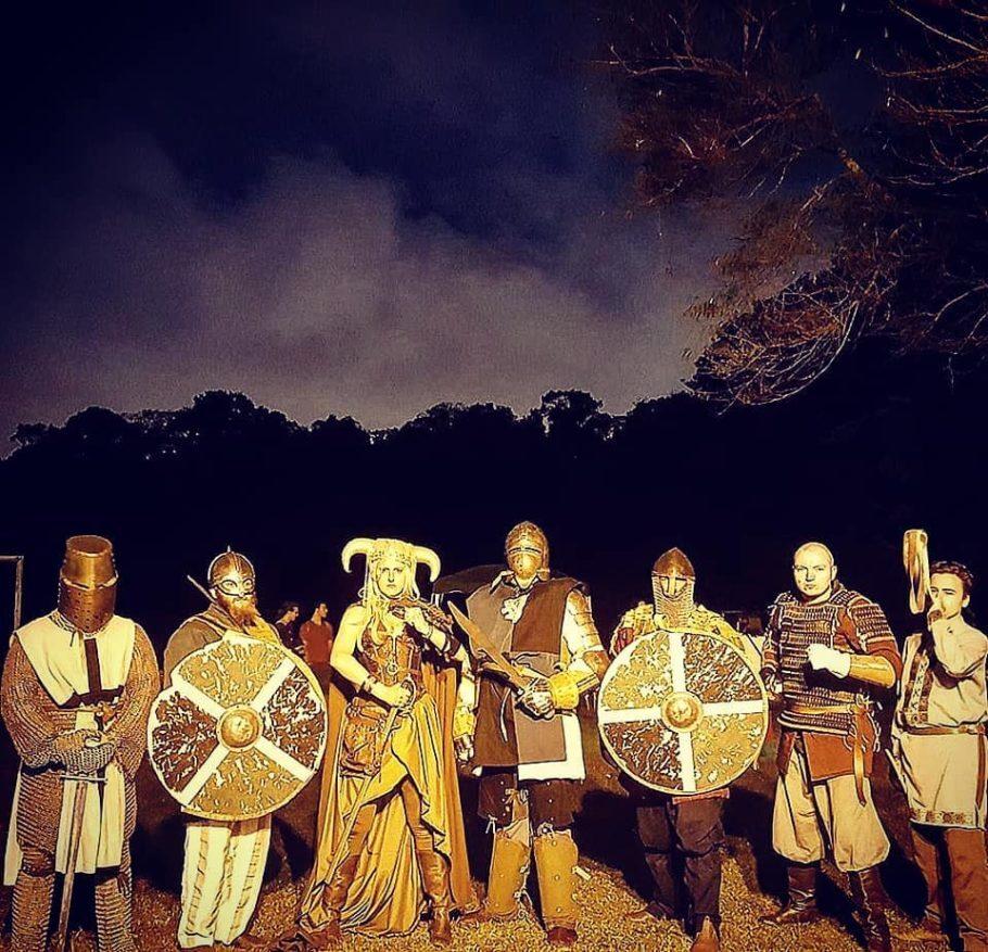 festival medieval são paulo em 2018